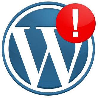 wordpress error - hoangweb.com