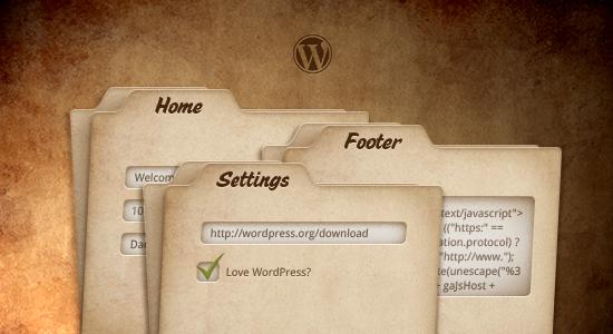 tạo tabs nội dung trong wordpress