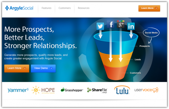 internet marketing - argylesocial