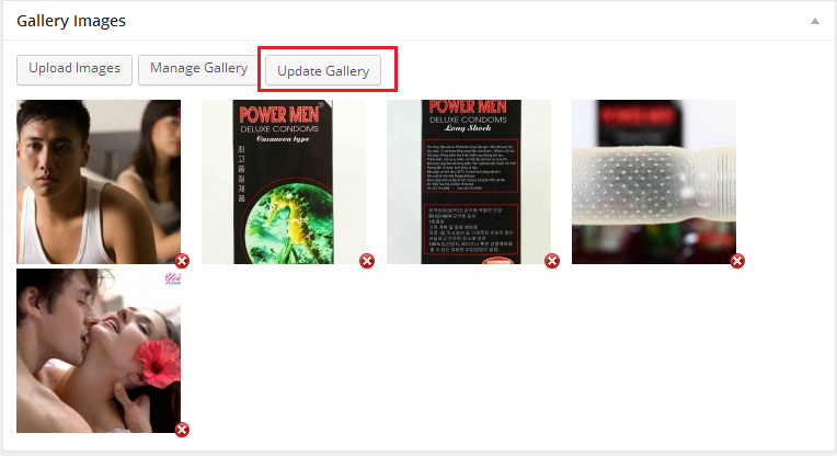 gallery images wordpress plugin