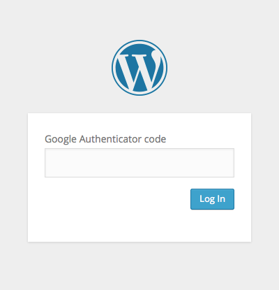 google authenticator 2 step verification step 2