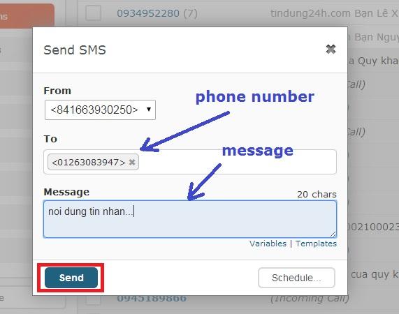 telerivet-send-sms