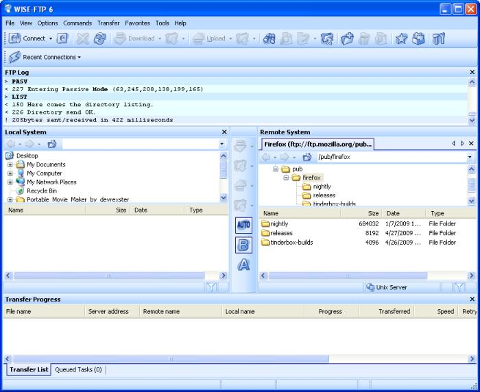 wise-ftp-software