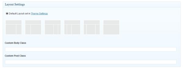 layout options genesis - tùy biến layout trong genesis