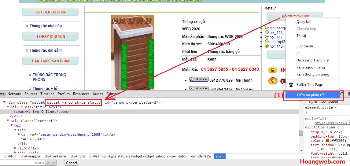 lấy dữ liệu widget wordpress