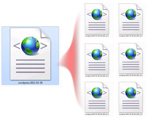File-Splitter