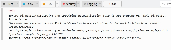 FirebaseSimpleLogin-error