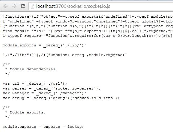 localhost-socket-io-js