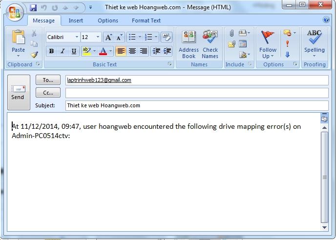 Hướng dẫn sử dụng lệnh BAT Command Line cho Windows - Hoàng Web