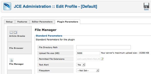 jce-file-manager-size-edit