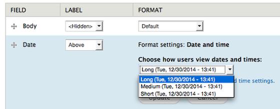 drupal date module