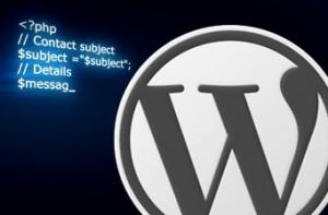 php wordpress