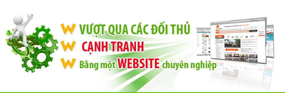 Thiết kế website chuẩn seo nhất Hà Nội