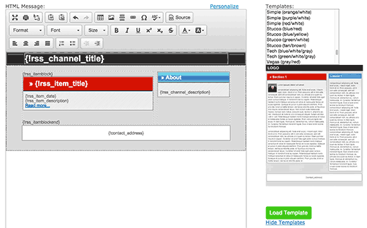 aweber-email-template