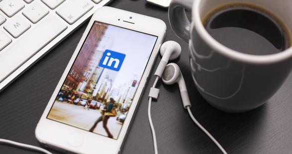 cách tăng traffic LinkedIn
