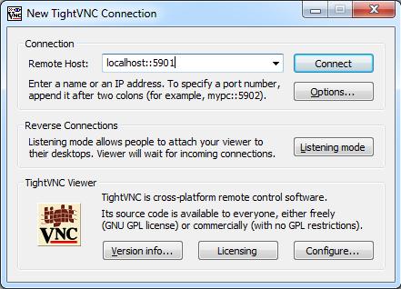 hoc-vps-Remote-Desktop-VNC
