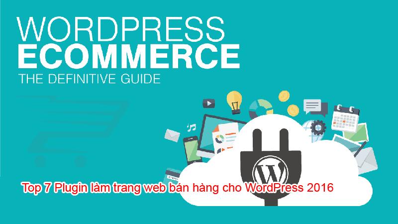 Dịch vụ thiết kế website bán hàng bằng WordPress nổ rộ