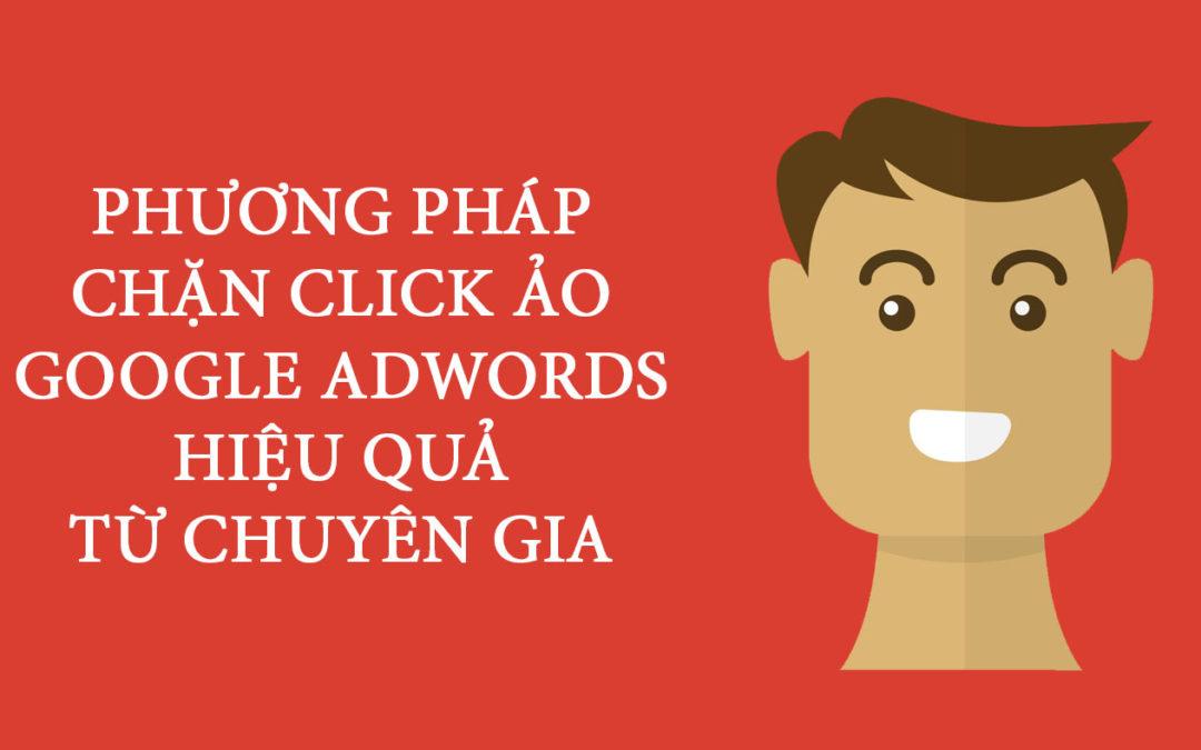 Cách chặn click ảo