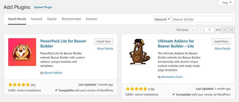 Beaver Builder Addons