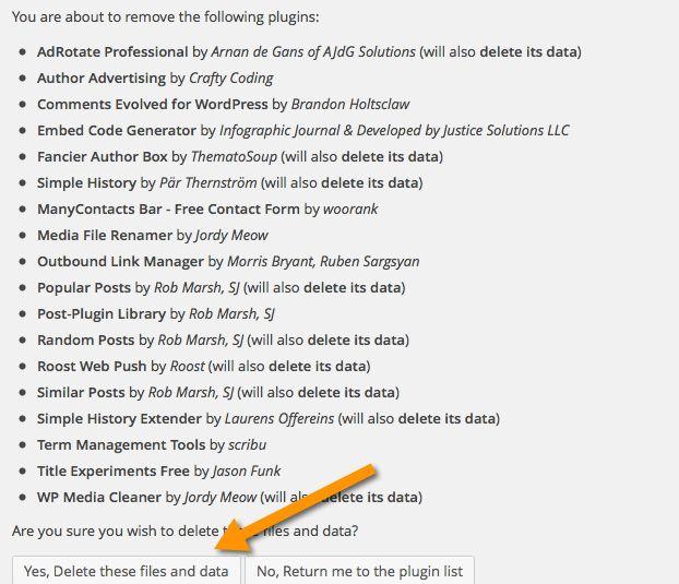 Tối ưu database, giảm dung lượng CSQL cho WordPress